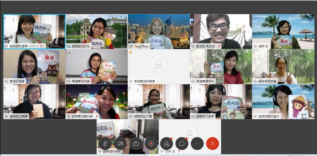 Dạy tiếng Việt để người xứ Đài hiểu hơn về cô dâu Việt - ảnh 3
