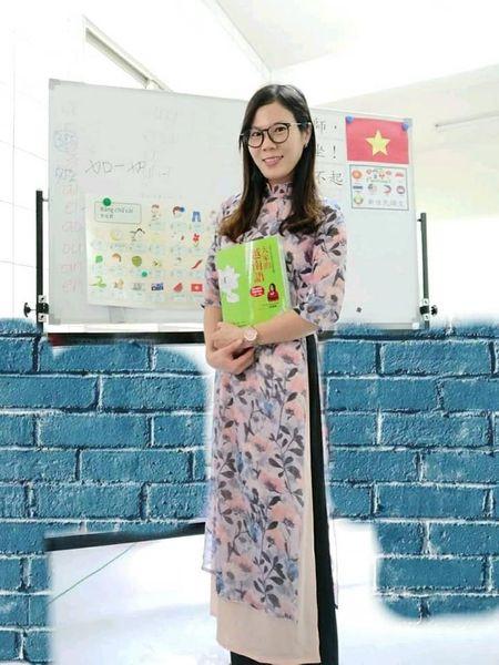 Dạy tiếng Việt để người xứ Đài hiểu hơn về cô dâu Việt - ảnh 2