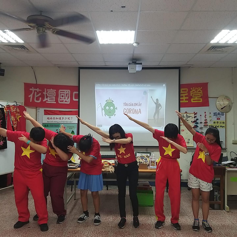 Dạy tiếng Việt để người xứ Đài hiểu hơn về cô dâu Việt - ảnh 1