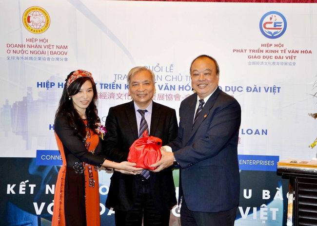 Hiệp hội phát triển Kinh tế Văn hóa Giáo dục Đài - Việt hợp tác, kết nối để tạo sự phát triển - ảnh 2