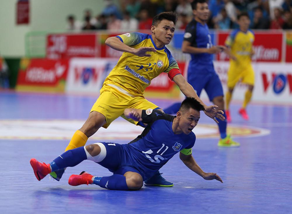 Vòng 16 Futsal HDBank VĐQG 2020: Kịch tính cuộc đua top 3 - 2