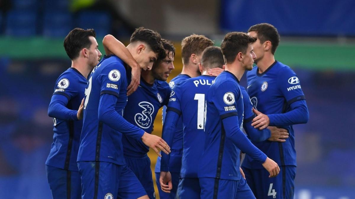 Hàng công Chelsea có trận đấu tốt nhưng không đủ để giúp họ có 3 điểm. (Ảnh: PL).