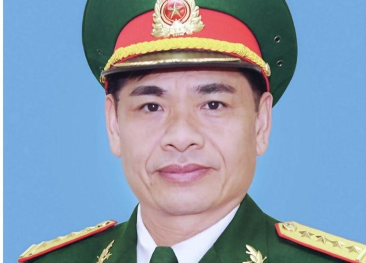 Liệt sỹ Nguyễn Hữu Hùng trước khi được truy thăng quân hàm Thiếu tướng . Ảnh: Quân khu 4