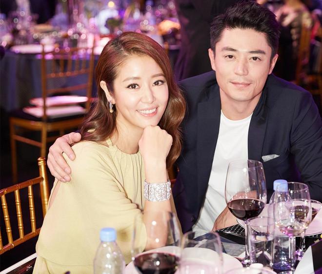 Thị phi bủa vây 4 năm hôn nhân của Lâm Tâm Như - Hoắc Kiến Hoa - 2