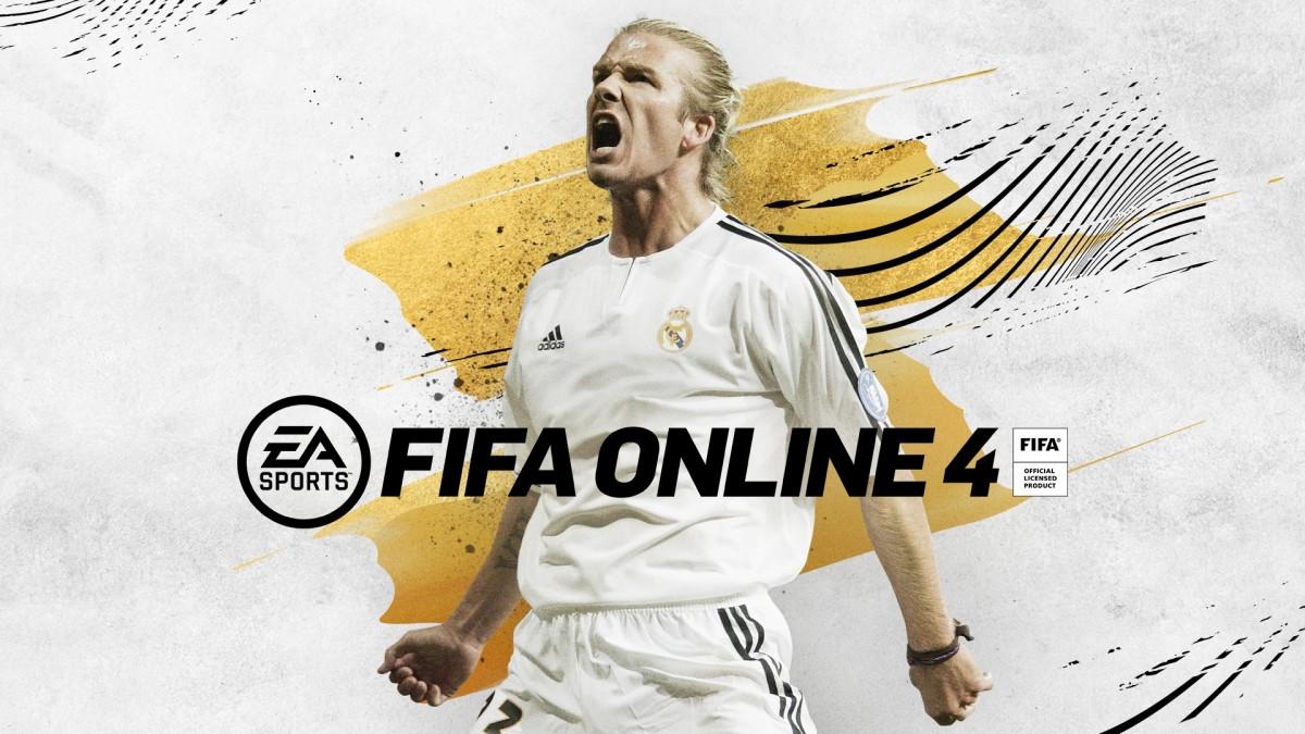 Beckham chính thức xuất hiện trở lại trong FIFA online 4. (Ảnh: EA).