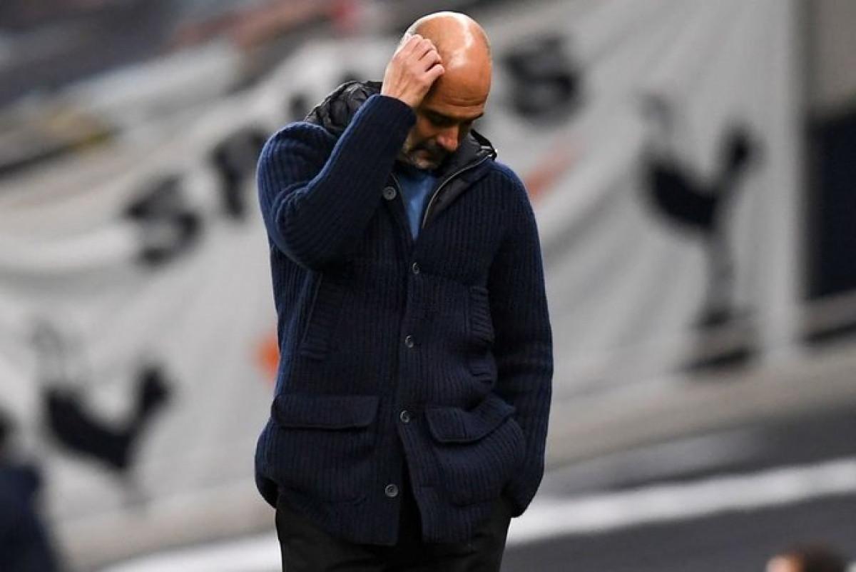 Pep Guardiola lại
