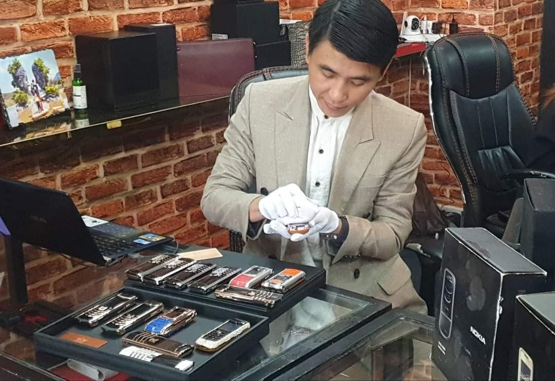 Ngày vàng mua sắm cùng Kỳ Lân Luxury: Tặng quà cao cấp khi mua Vertu - 4