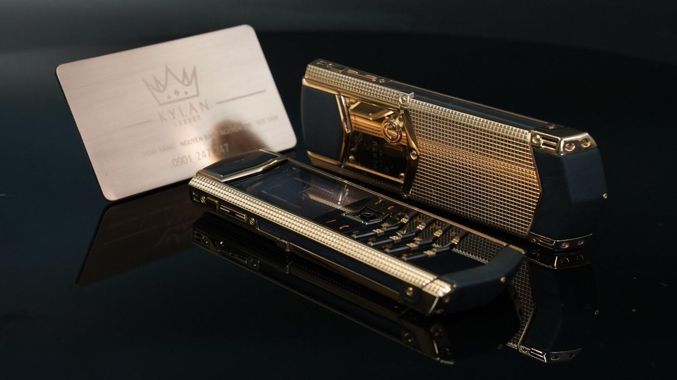 Ngày vàng mua sắm cùng Kỳ Lân Luxury: Tặng quà cao cấp khi mua Vertu - 1