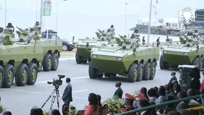 Xe bọc thép chủ lực VN-1 của Trung Quốc bị chê kém chất lượng - 1