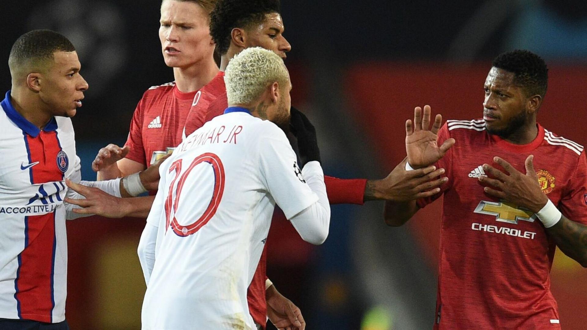 HLV Solskjaer: 'Man Utd đáng ra phải thắng PSG' - 2