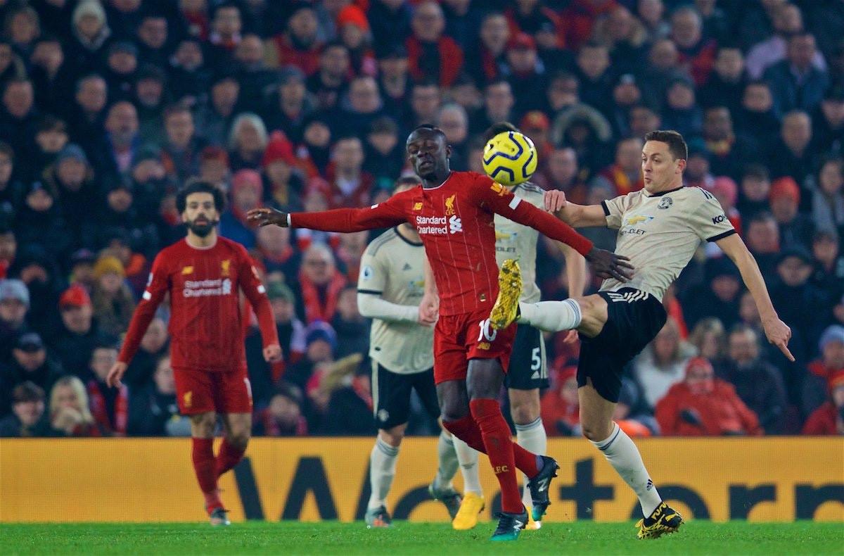 Trực tiếp bóng đá Liverpool vs Man Utd vòng 19 Ngoại Hạng Anh - 1