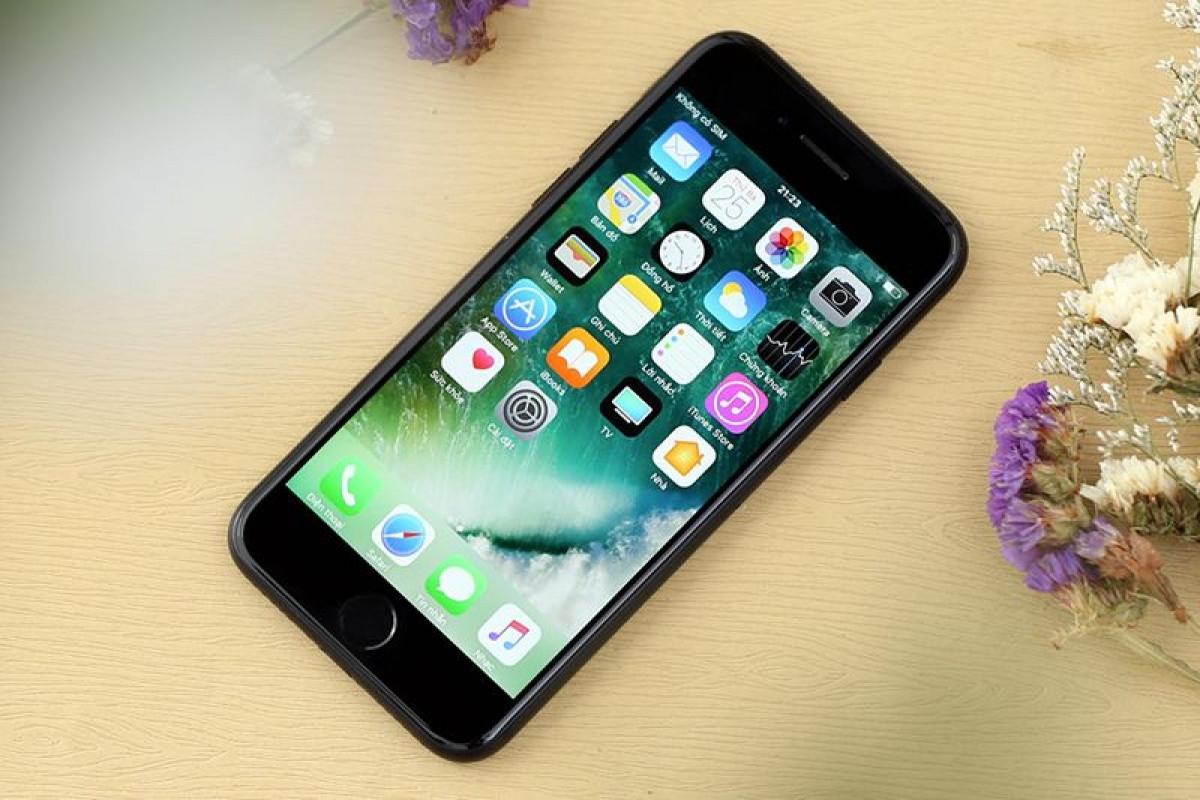 iOS 15 chỉ làm việc với iPhone 7 trở về sau.