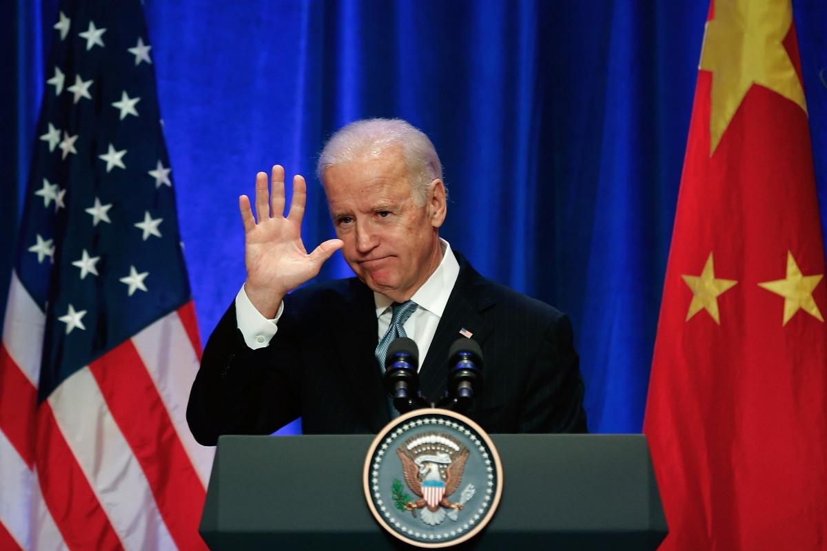 Ông Biden cho biết sẽgiữ nguyên mức thuế hiện tại của Mỹ với Trung Quốc. Ảnh: CNBC