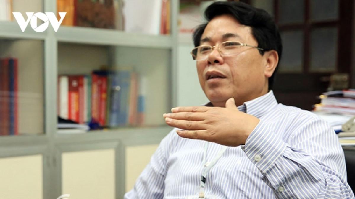 Giáo sư, Tiến sĩ Phan Xuân Sơn