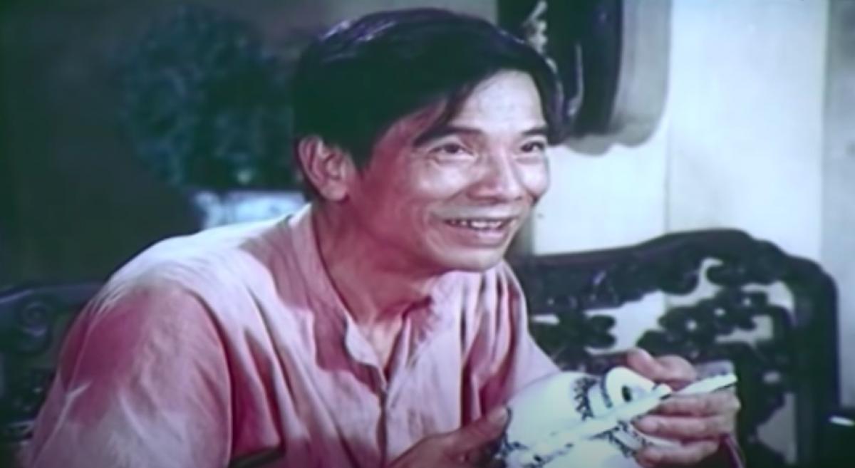NSND Trần Hạnh trong phim