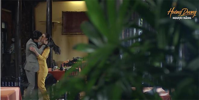 'Hướng dương ngược nắng' tập 37: Kiên cưỡng hôn Minh - 1