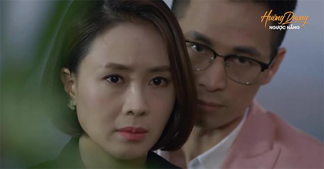 'Hướng dương ngược nắng' tập 37: Kiên cưỡng hôn Minh - 2
