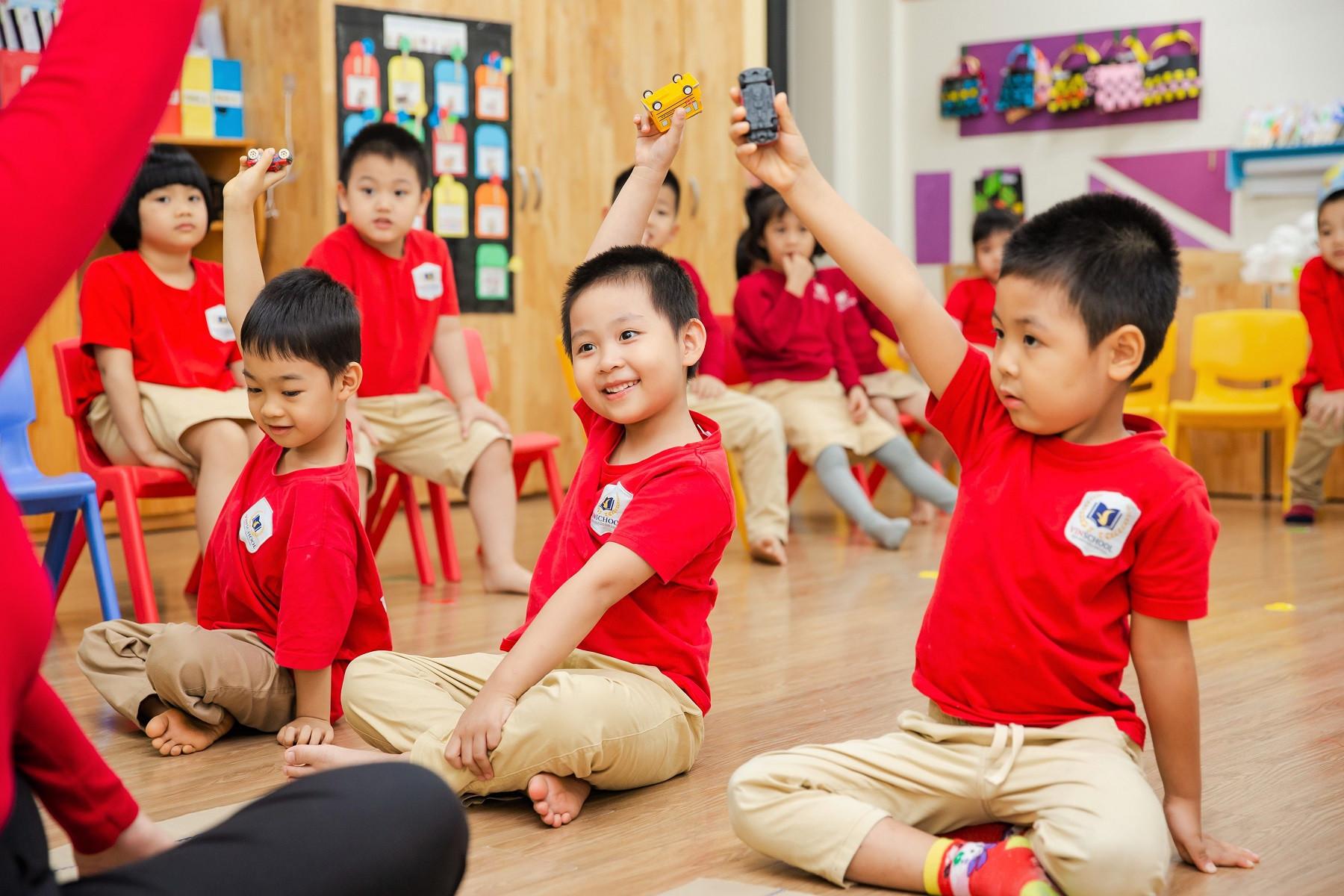 Vinschool mang chương trình giáo dục mầm non quốc tế tới Thanh Hóa - 3