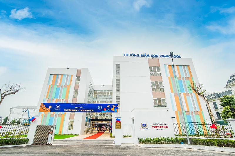 Vinschool mang chương trình giáo dục mầm non quốc tế tới Thanh Hóa - 4
