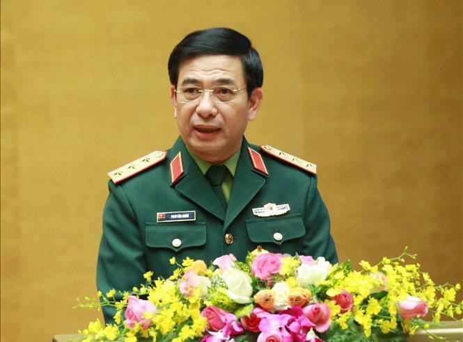 Thứ trưởng Quốc phòng: Biển Đông tiềm ẩn nguy cơ xung đột, bất ổn - 1