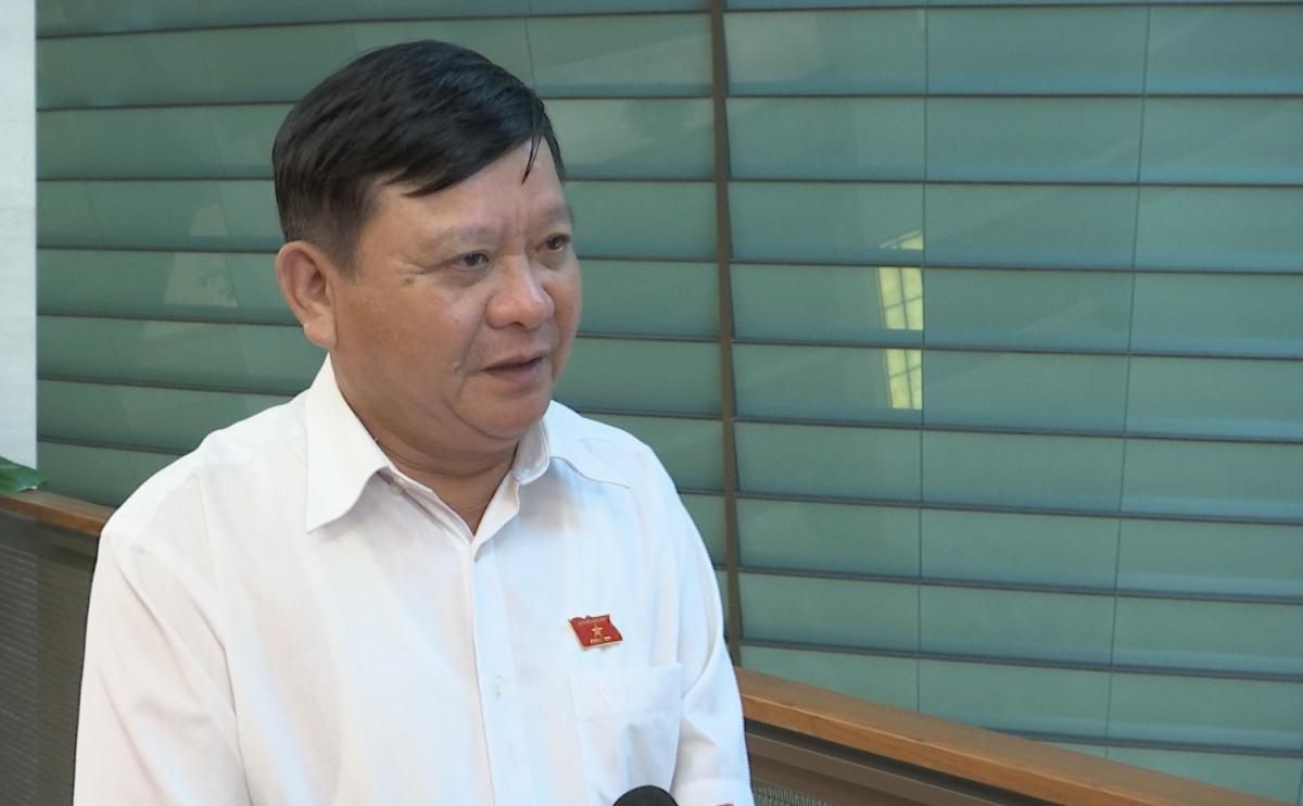 Đại biểu Đặng Ngọc Nghĩa, Đoàn Đại biểu Quốc hội tỉnh Thừa Thiên-Huế.