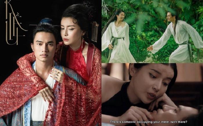 Vì sao khán giả thiếu thiện cảm với cảnh nóng trong phim Việt? - 2