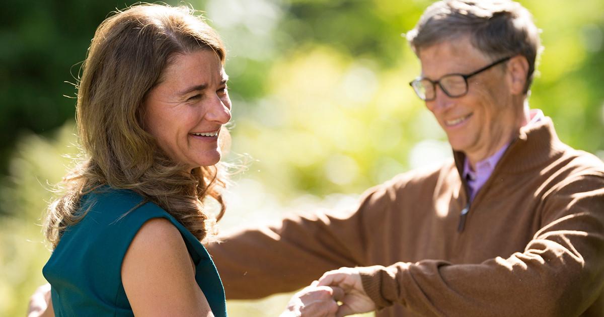 Những lời có cánh mà tỷ phú Bill Gates từng dành cho vợ - 3