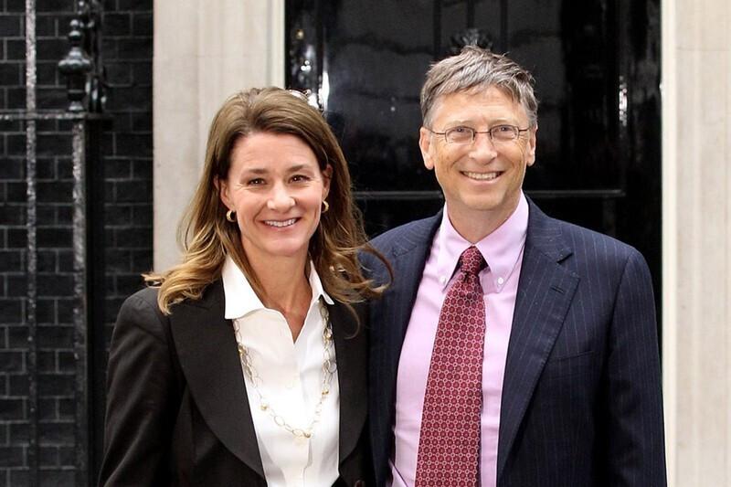 Những lời có cánh mà tỷ phú Bill Gates từng dành cho vợ - 5