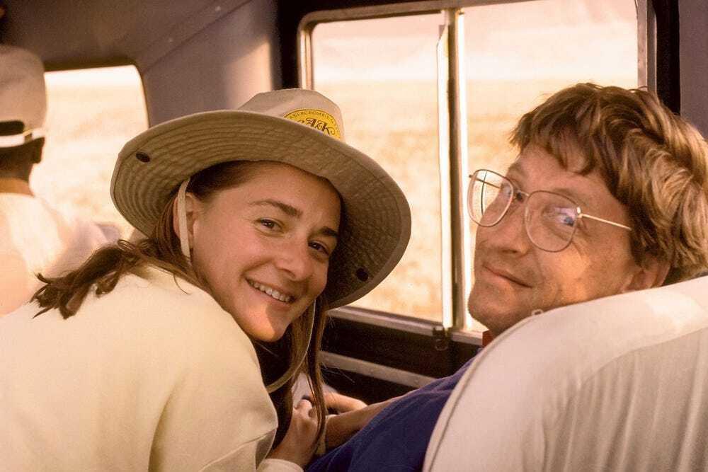 Những lời có cánh mà tỷ phú Bill Gates từng dành cho vợ - 2