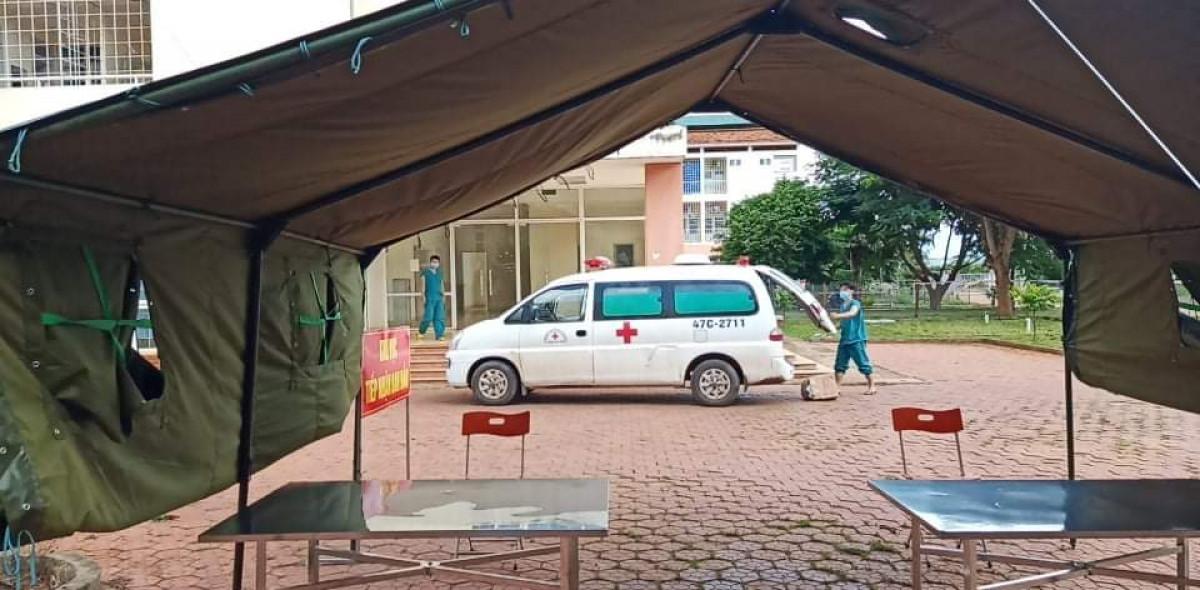 UBND tỉnh Đắk Lắk yêu cầu các cơ quan chức năngchuẩn bị sẵn cơ sở vật chất để đối phó với tình huống xuất hiện dịch trên địa bàn.