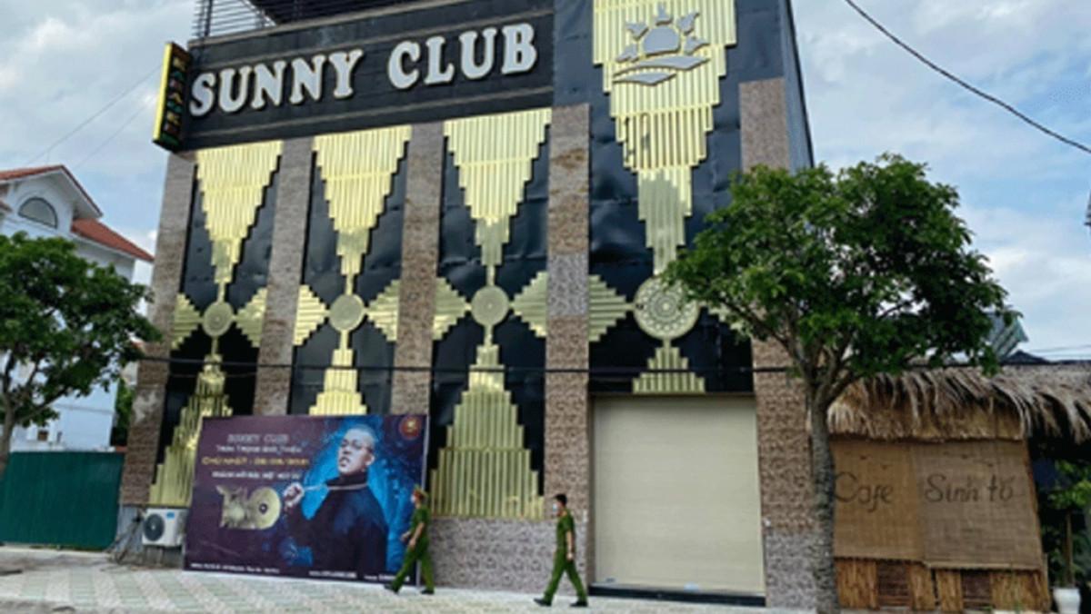 Quán karaoke Sunny