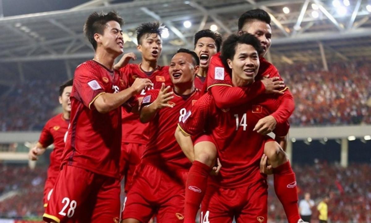 Đang đứng đầu bảng với thành tích bất bại, thầy trò huấn luyện viên Park Hang-seo tràn đầy hy vọng giành tấm vé lọt vào vòng đấu loại thứ 3 của World Cup 2022.