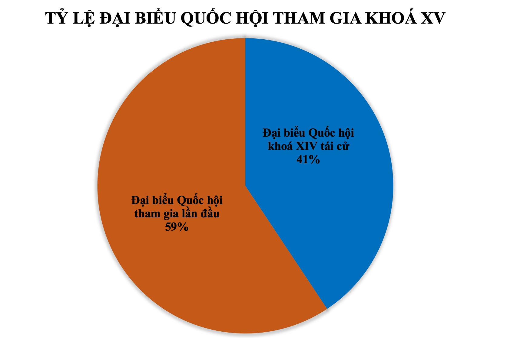 Chi tiết cơ cấu đại biểu Quốc hội khoá XV - 4