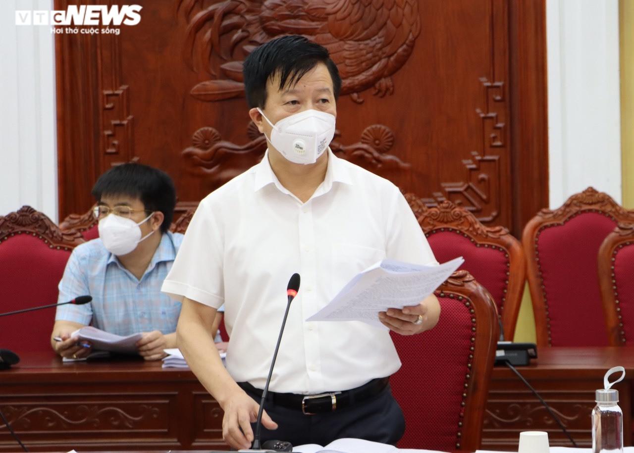 TP Bắc Ninh đề xuất thay đổi giãn cách xã hội theo lộ trình - 1