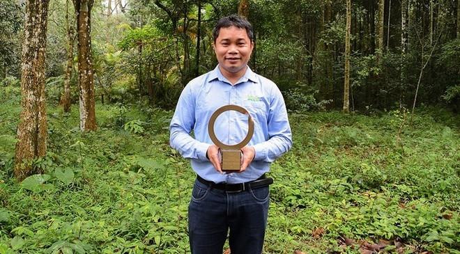 Người Việt đầu tiên được trao giải 'Nobel Môi trường' - 1