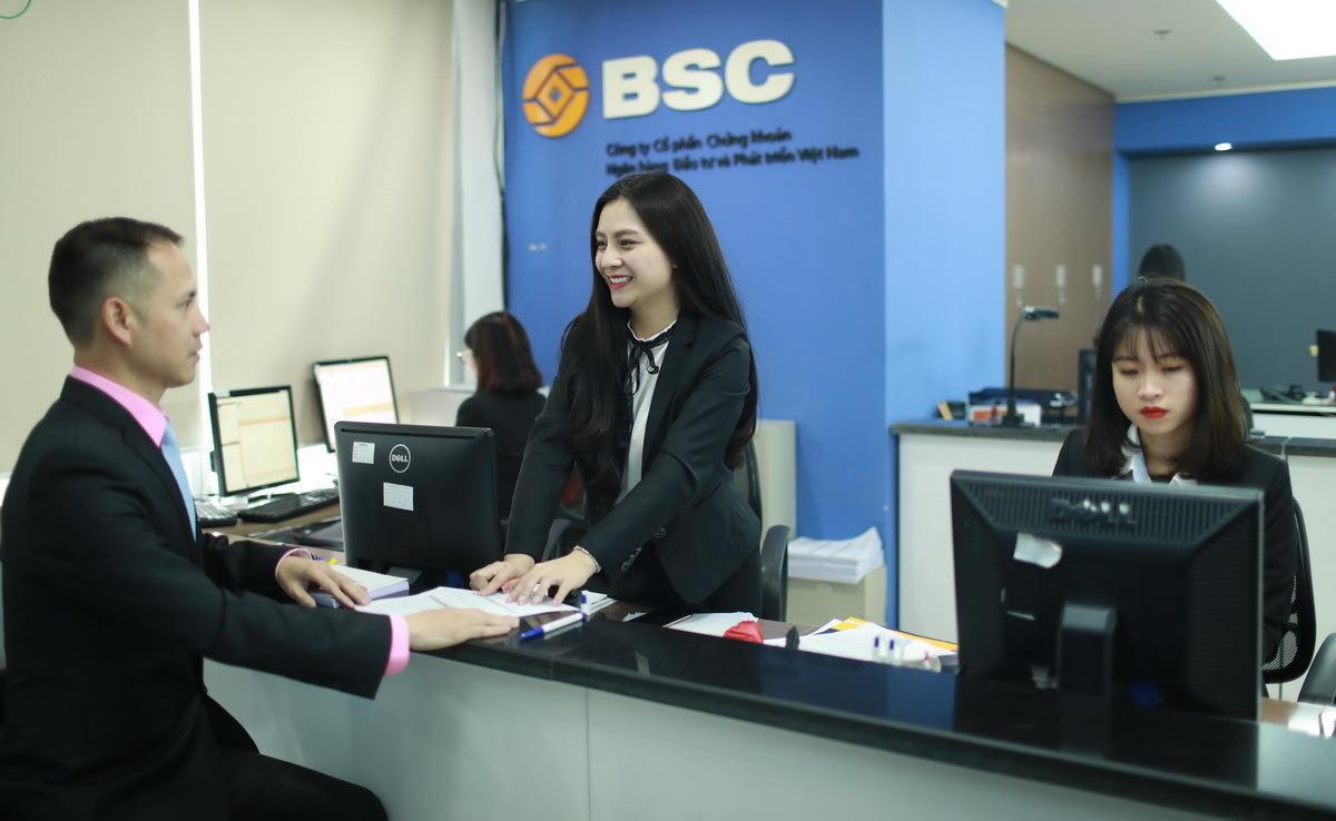 Chứng khoán BIDV hoàn thành kế hoạch kinh doanh năm 2021 - 1