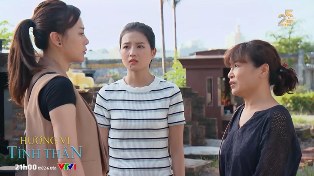 'Hương vị tình thân 2' tập 1: Nam thành bạn gái của Phi sau 3 năm xa Long - 3
