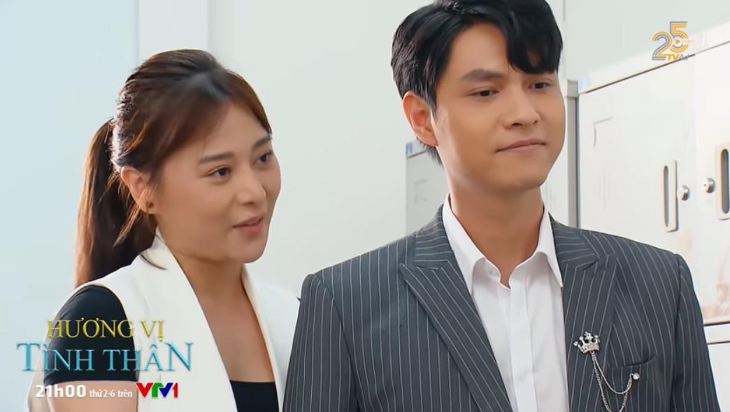 'Hương vị tình thân 2' tập 1: Nam thành bạn gái của Phi sau 3 năm xa Long - 1