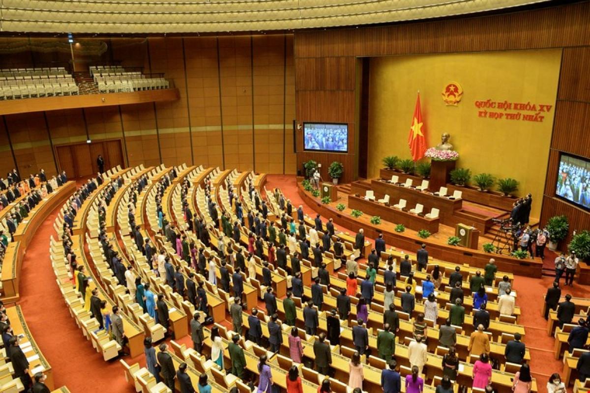 Toàn cảnh Kỳ họp thứ nhất, Quốc hội khóa XV đã hoàn thành toàn bộ chương trình nghị sự