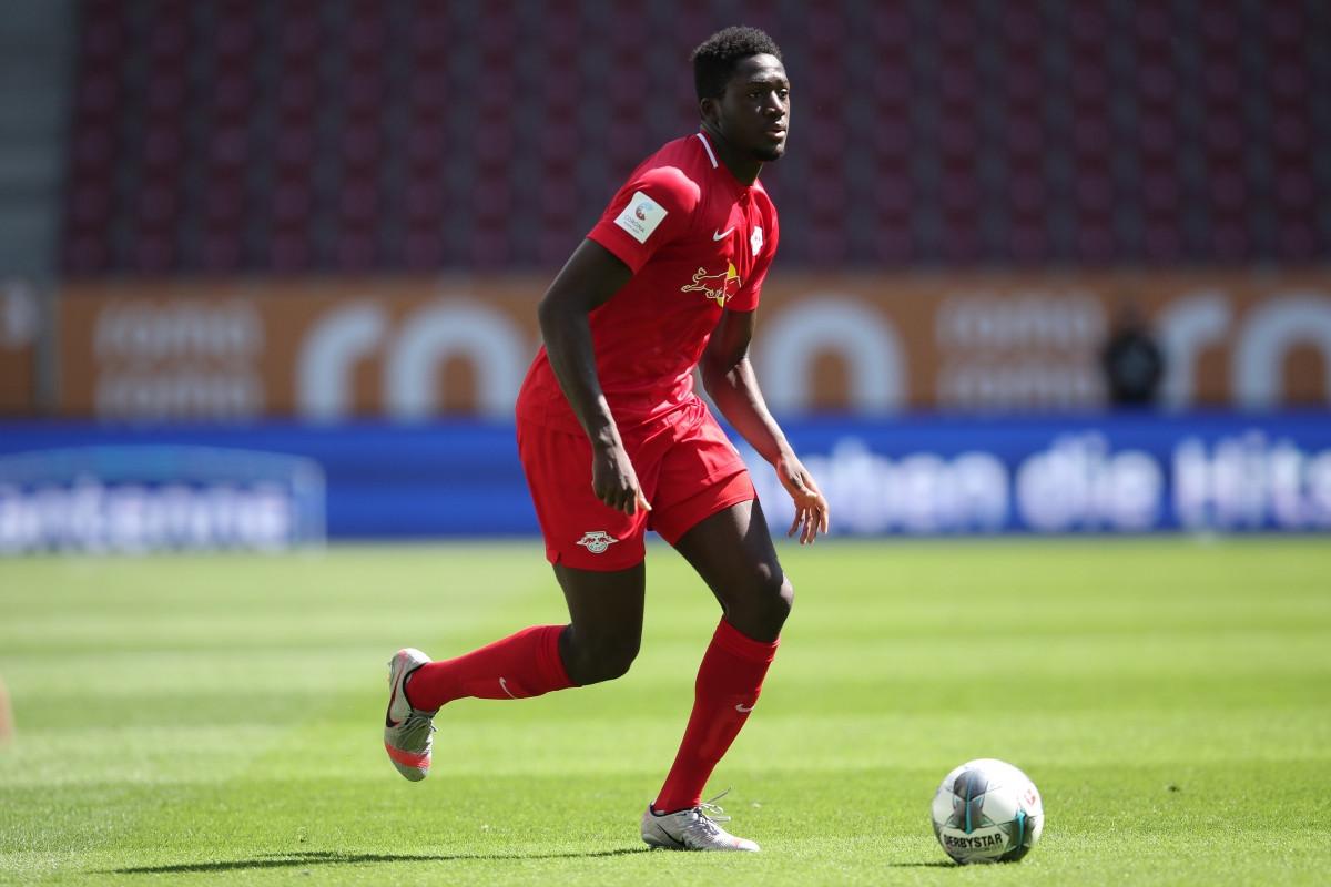 6. Ibrahima Konate từ Leipzig sang Liverpool với mức giá 40 triệu Euro