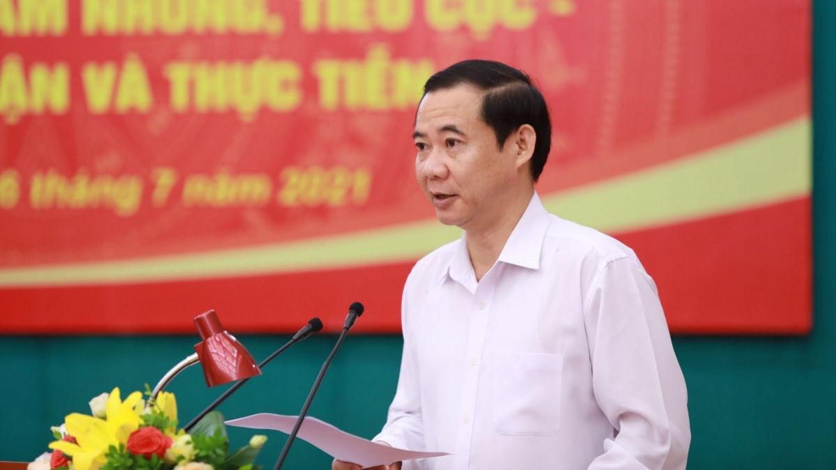 Ông Nguyễn Thái Học – Phó Trưởng Ban Nội chính Trung ương