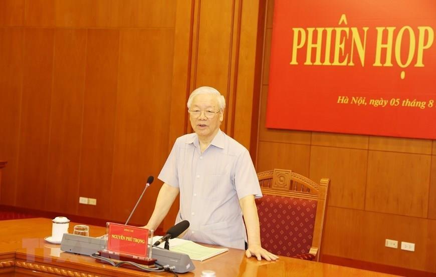 Tổng Bí thư: Xử nghiêm các sai phạm tại Đồng Nai, Bình Dương, TP.HCM, Khánh Hòa - 1
