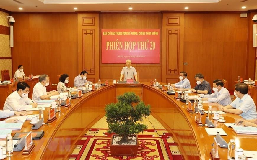 Tổng Bí thư: Xử nghiêm các sai phạm tại Đồng Nai, Bình Dương, TP.HCM, Khánh Hòa - 2