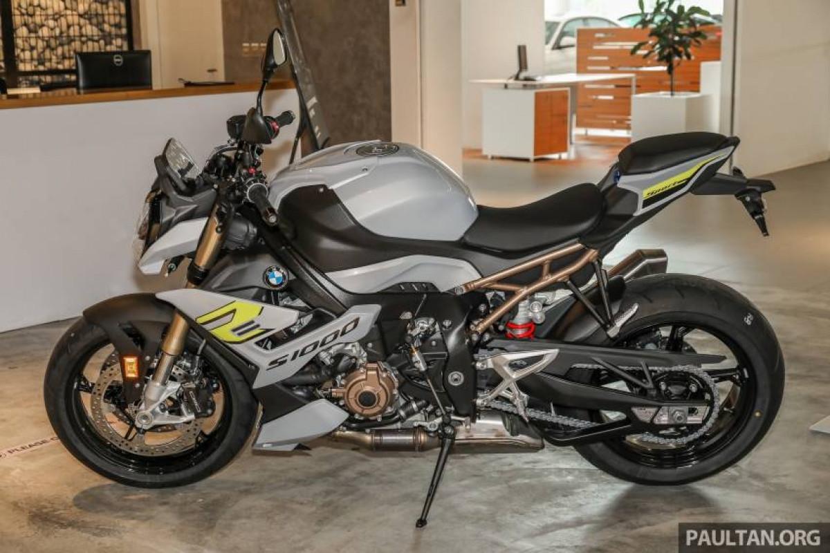 BMW S1000R 2021: BMW S1000R 2021 chốt giá từ 573 triệu