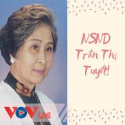 Giọng ngâm sâu lắng của NSND Trần Thị Tuyết