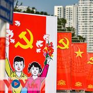 Các sự kiện văn hóa chào mừng Đại hội Đảng lần thứ XIII