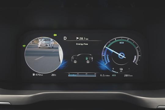 KIA Sorento 2021 trang bị công nghệ giúp lái xe loại bỏ 'điềm mù'