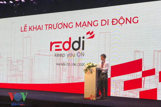 Ra mắt mạng di động ảo Reddi với đầu số 055