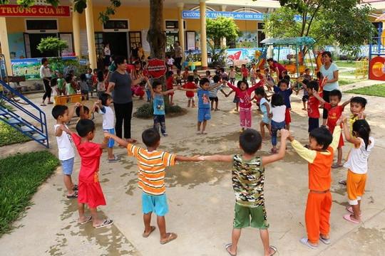 Trẻ em – Đối tượng được ưu tiên chăm sóc đặc biệt ở Việt Nam