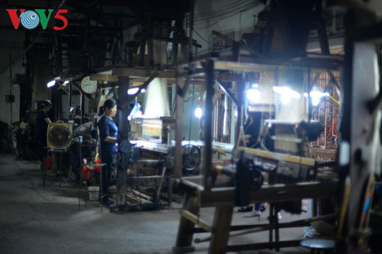 Làng nghề Hà Nội khôi phục sản xuất sau dịch Covid-19